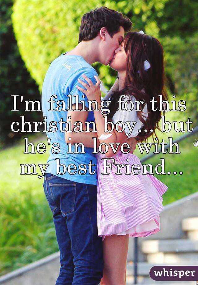 i love christian boys