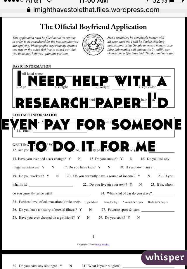 Someone write my research paper