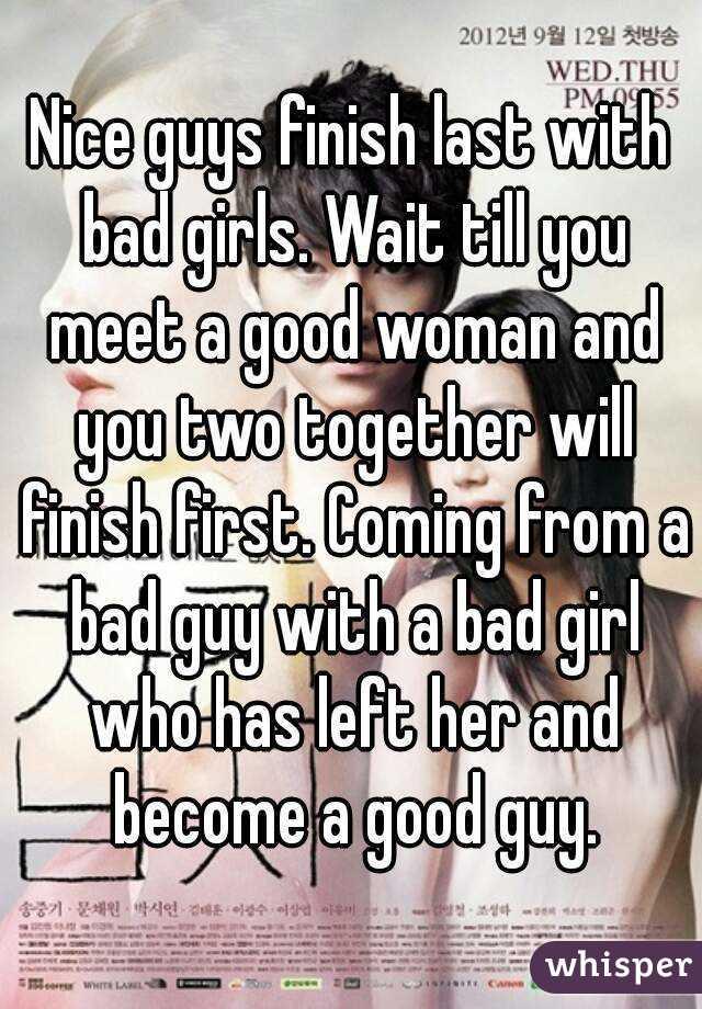 where can i meet a good guy