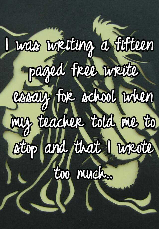 essay writing in english my best teacher