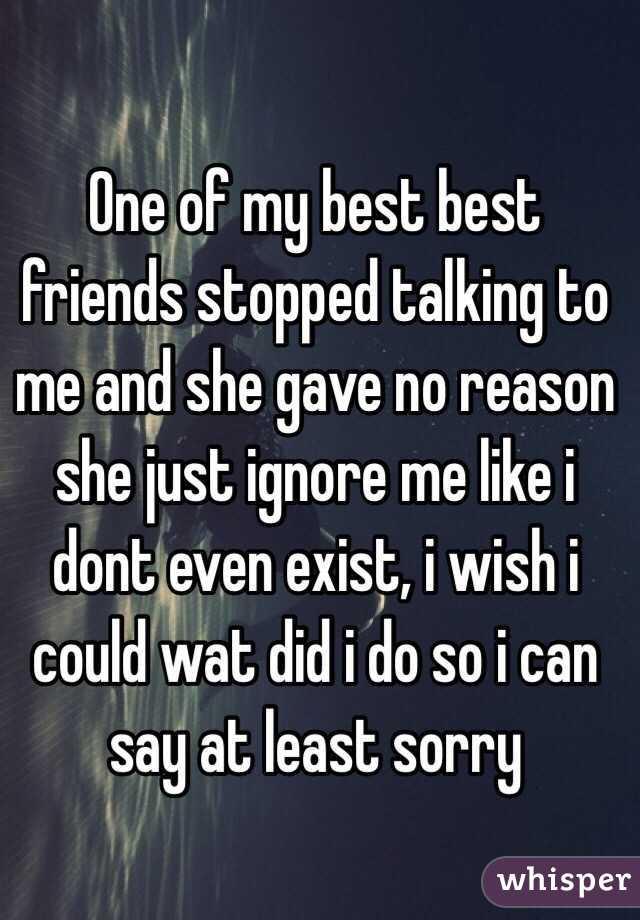 Girl I Was Hookup Started Ignoring Me
