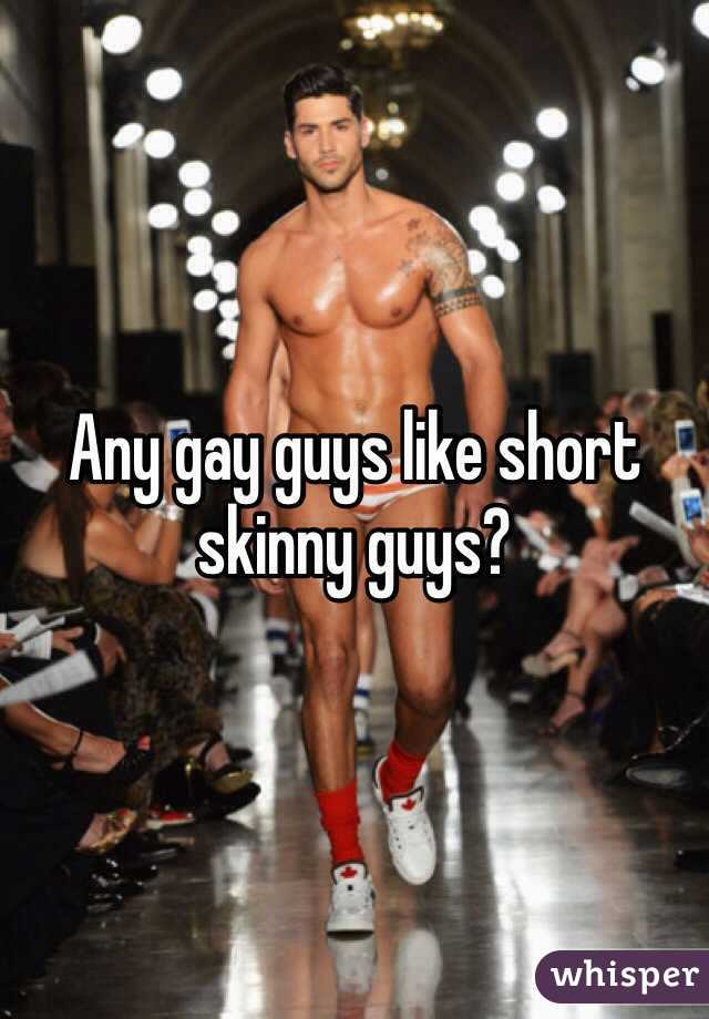 naked Short gay guys