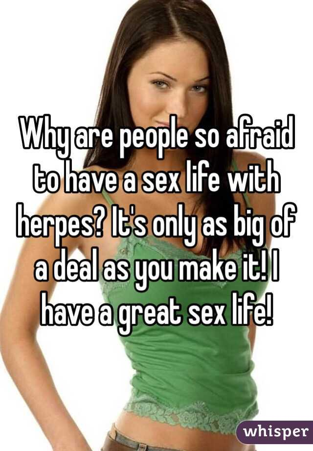 Think, that how to have a great sex life commit