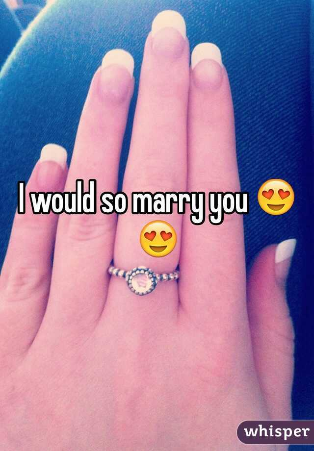 I Want A Girl Who Wants This Ring Instead Of A Diamond Ring She Can