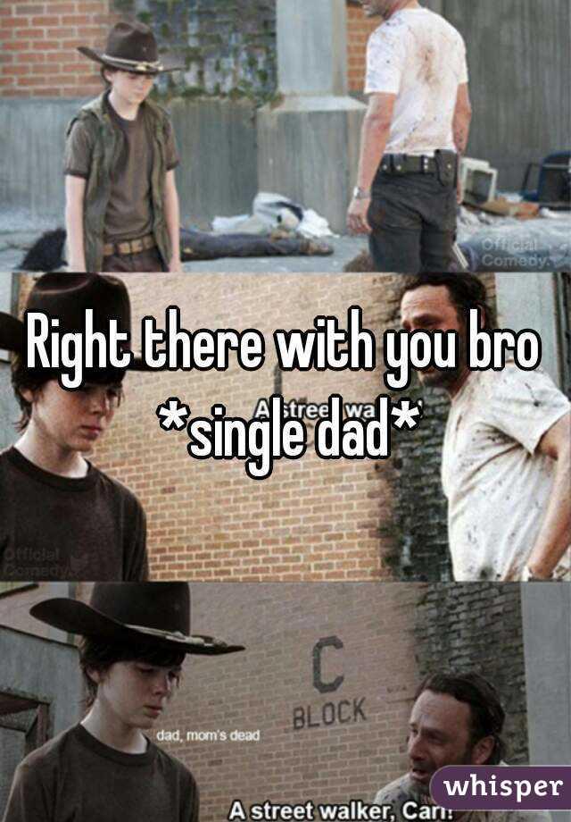 divorced single dad
