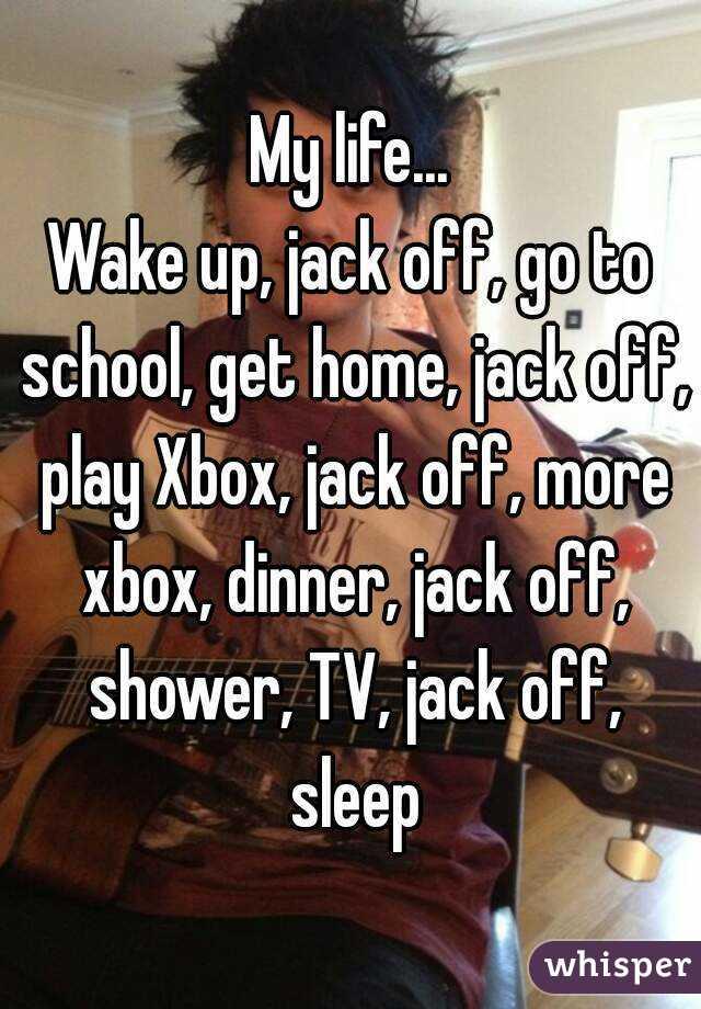 Wake up jack