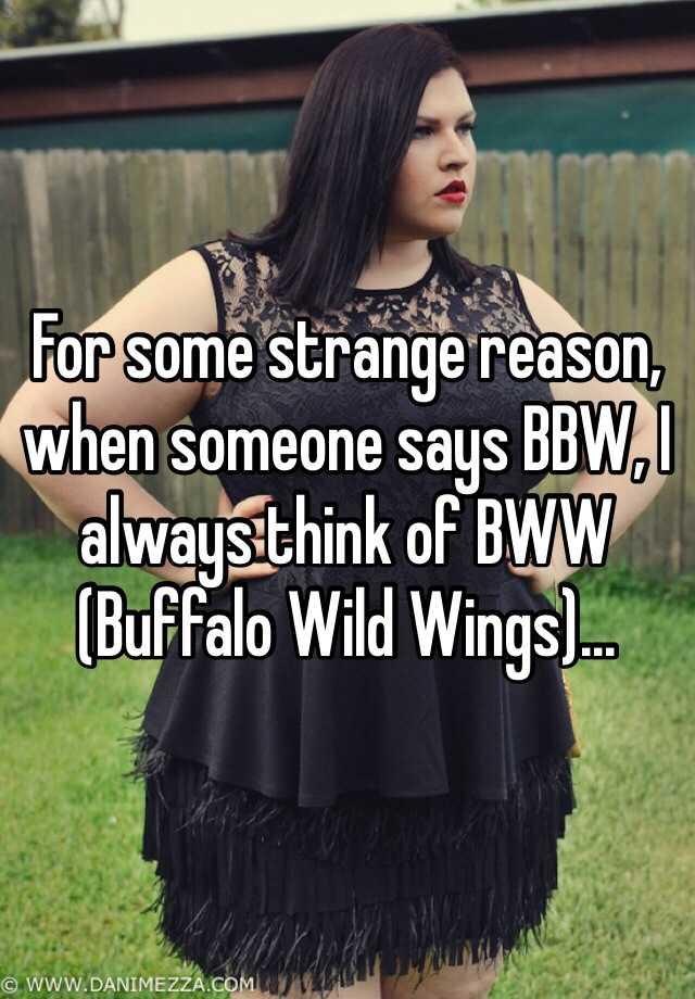 Bbw buffalo
