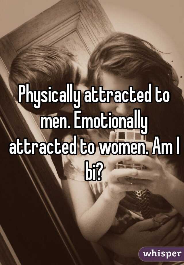 What Attracts Men To Women Emotionally