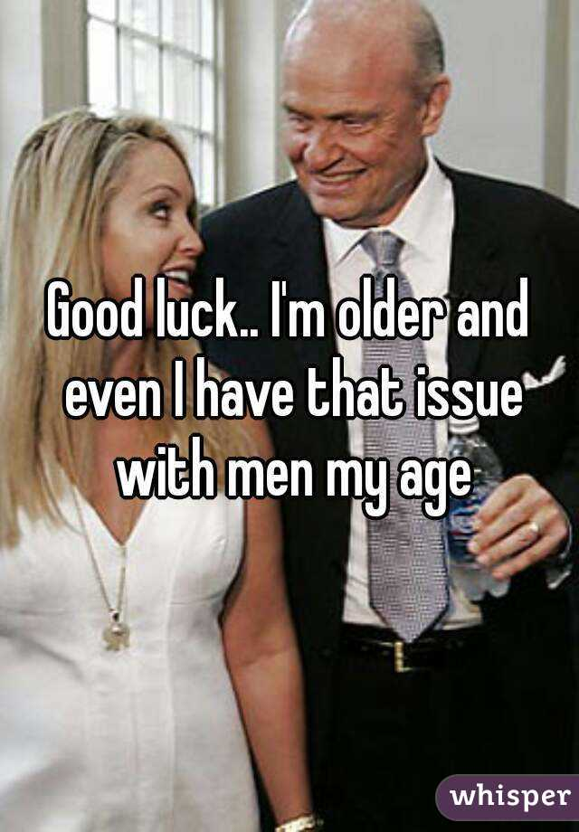 Im 18 Dating A 50 Year Old