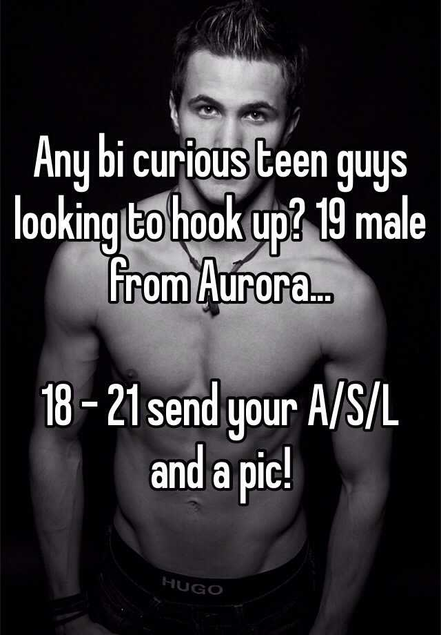 hook up in aurora