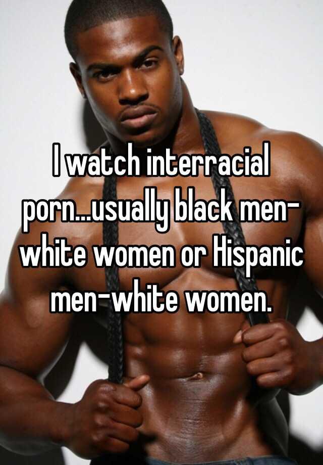White black woman sex man interracial