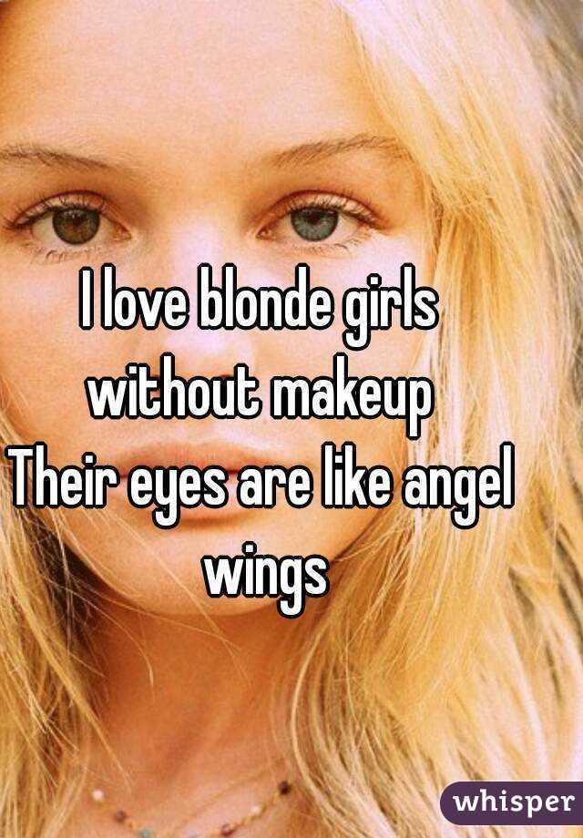 I love blonde girls, orgy party slumber