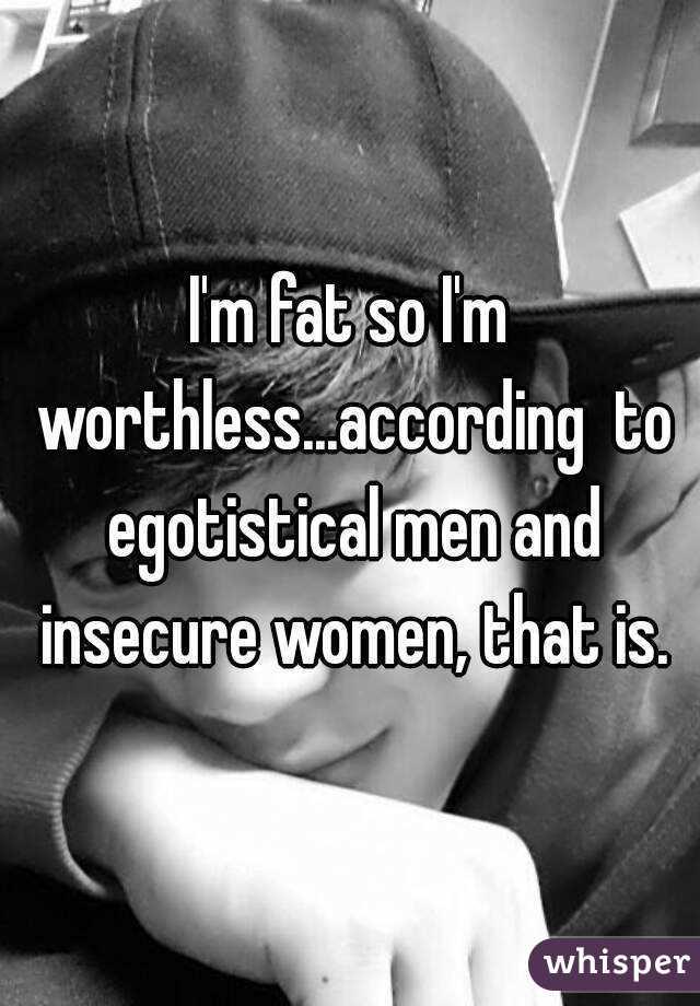 why are men so egotistical