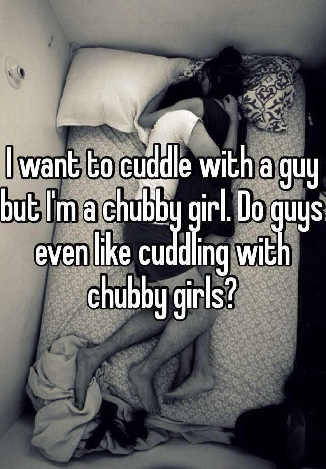 why do guys cuddle