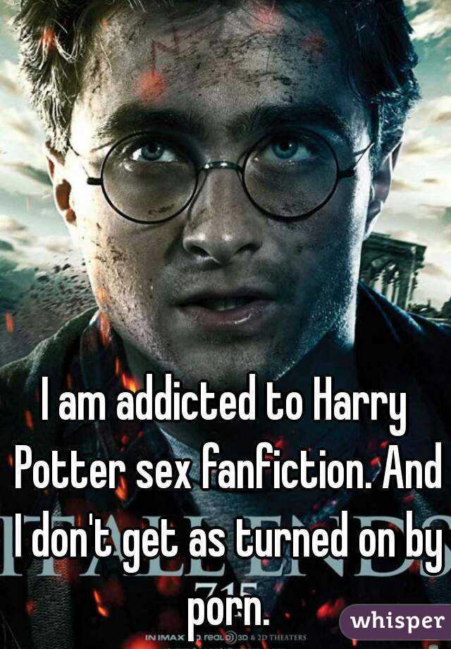 Fan fiction harry potter sex