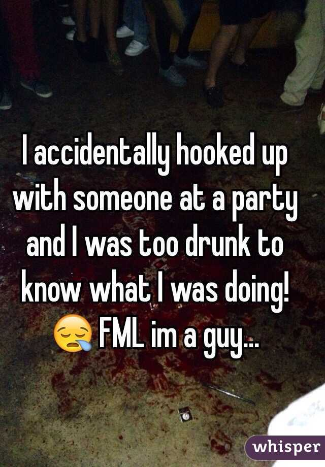 how do you hook up with someone at a party