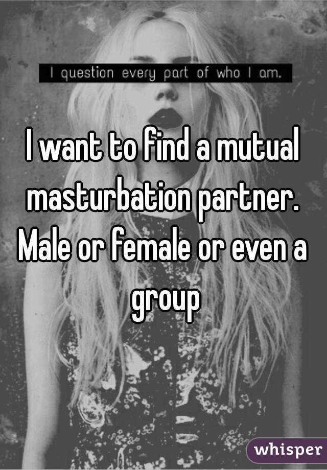 Female masturbation question