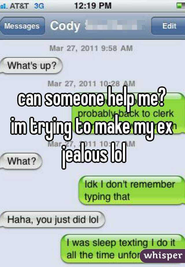 How Do You Make Someone Jealous