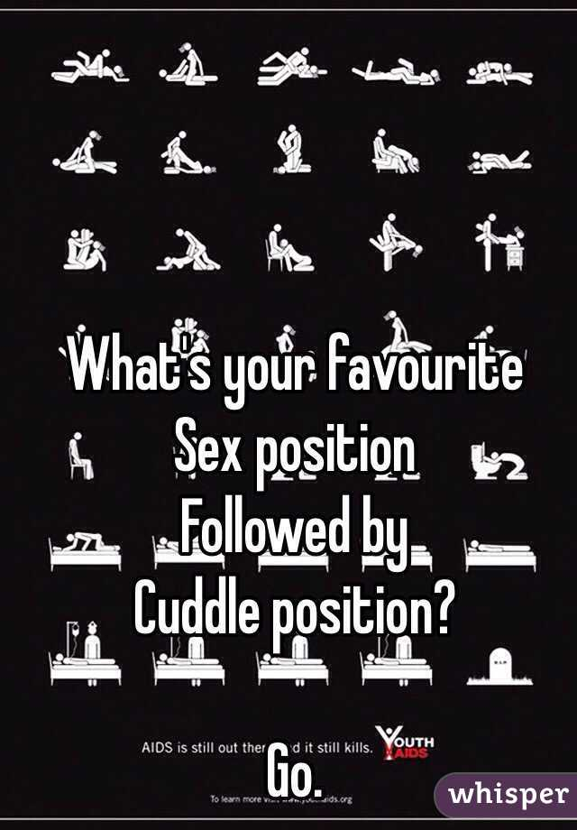 Whats your sex style