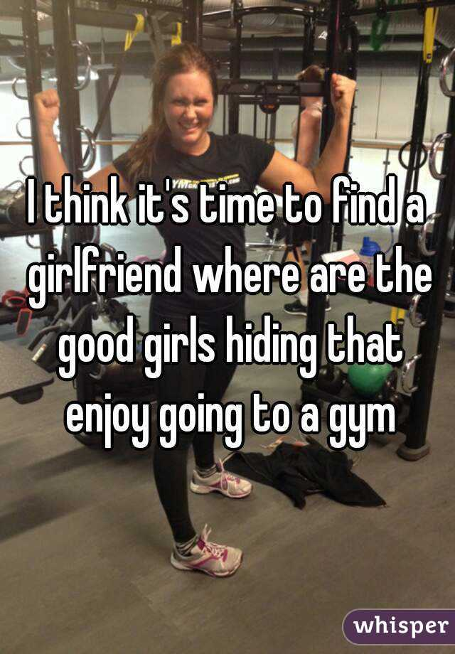 Where to find a girlfriend