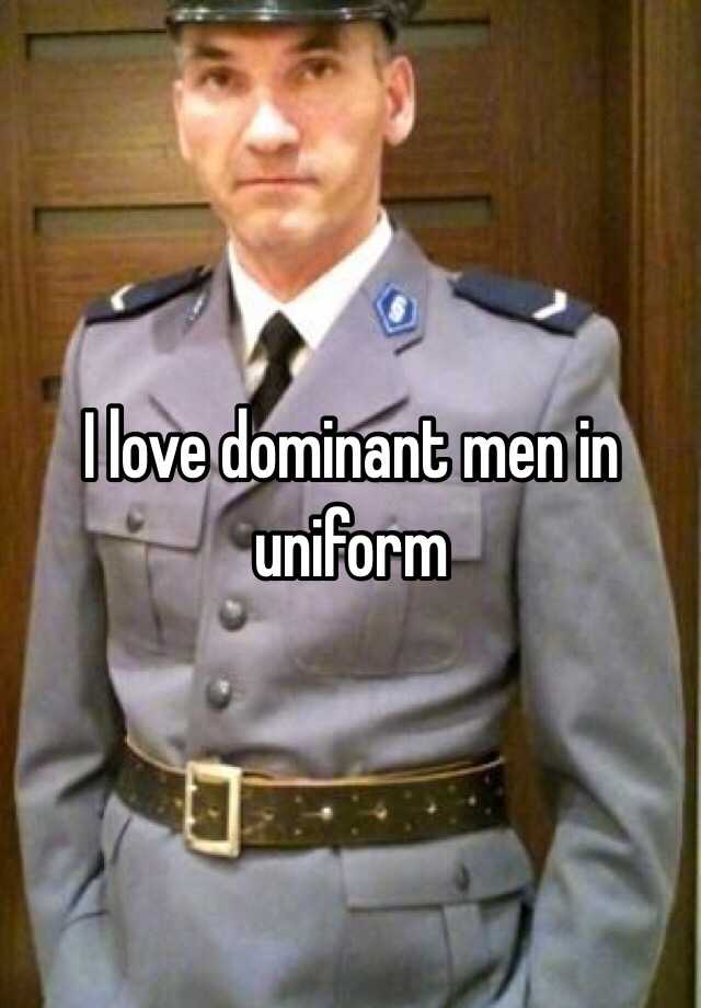 Uniform male domination