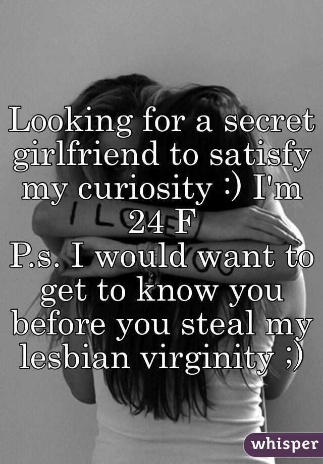 Getting to know you lesbian