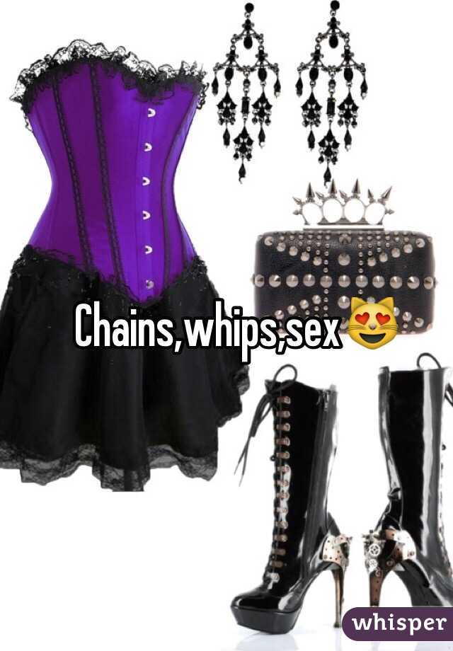 Sex With Chains And Whips