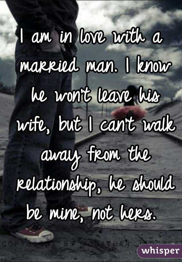 How to Break up With a Married Man 7 Steps (with Pictures)