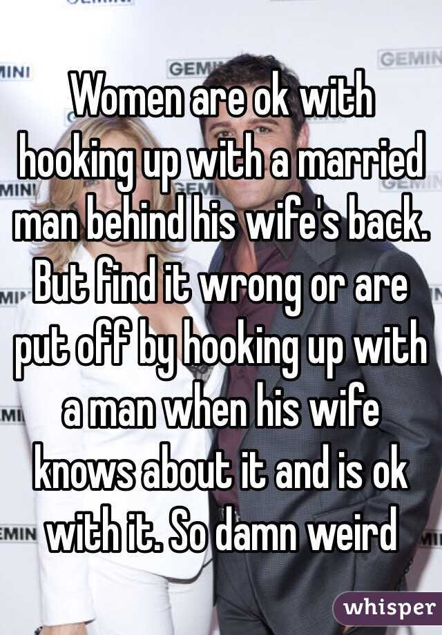 Would you hook up with a married man