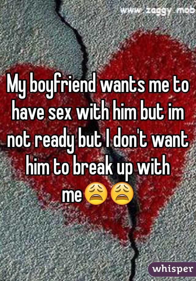 How to make my boyfriend want sex