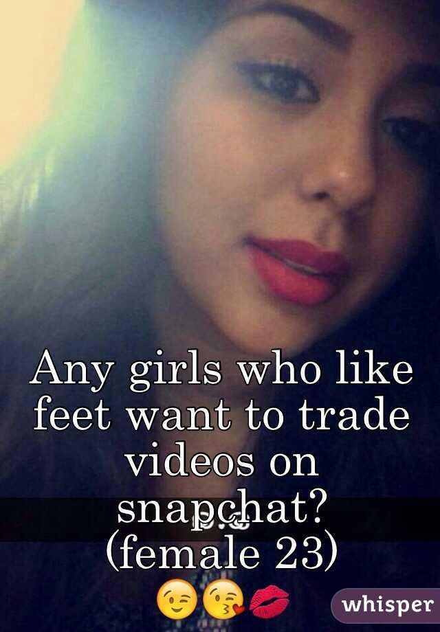 Real girls on snapchat