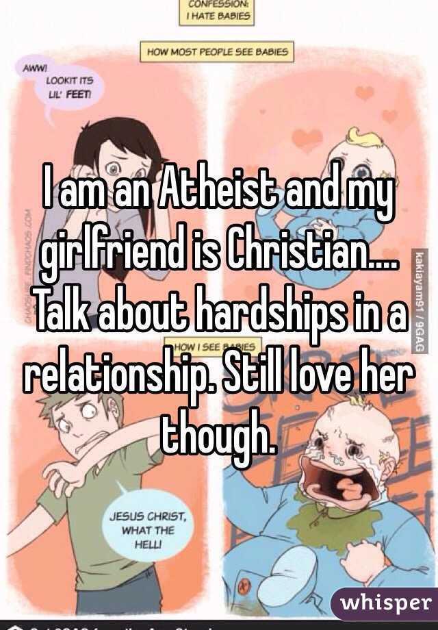 How to be in a christian relationship