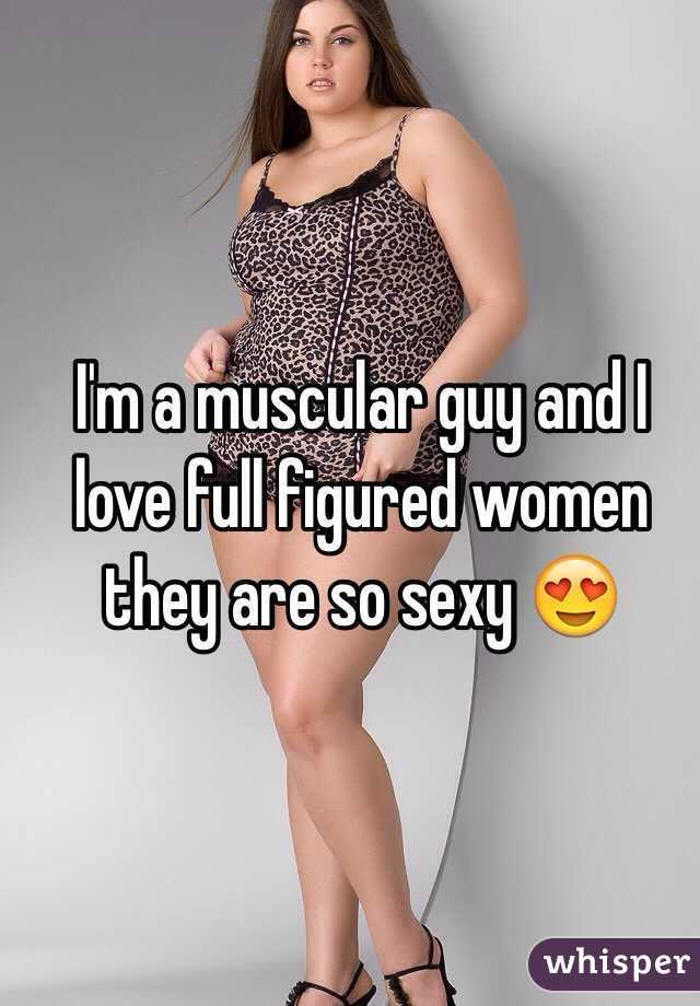Full figured women