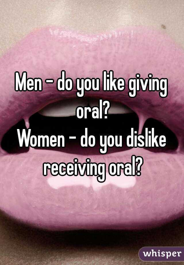 Woman giving oral to man