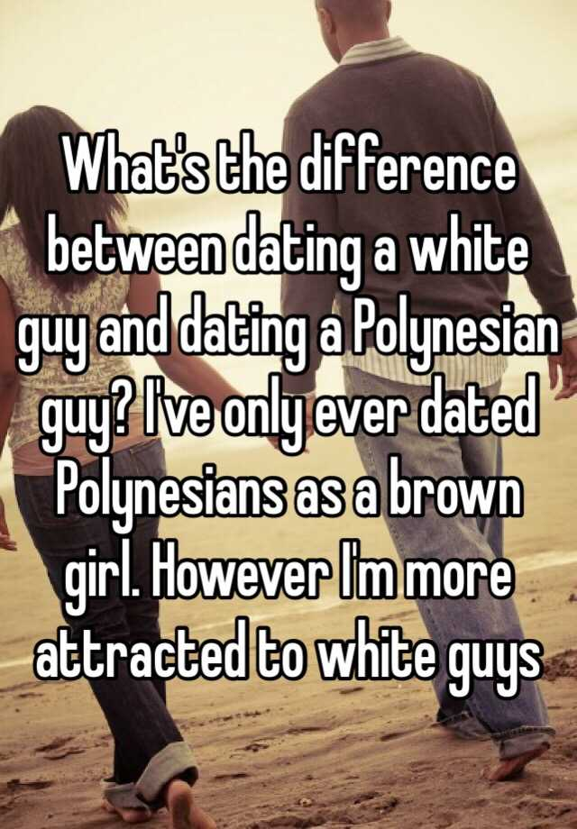 Polynesian dating site