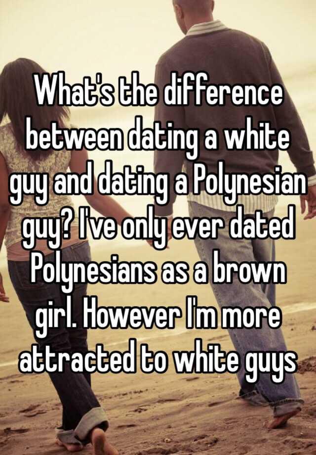 Polynesian dating site