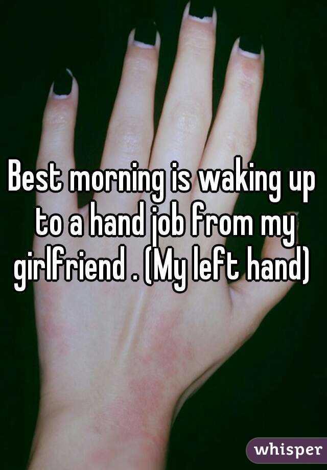 job Best left hand
