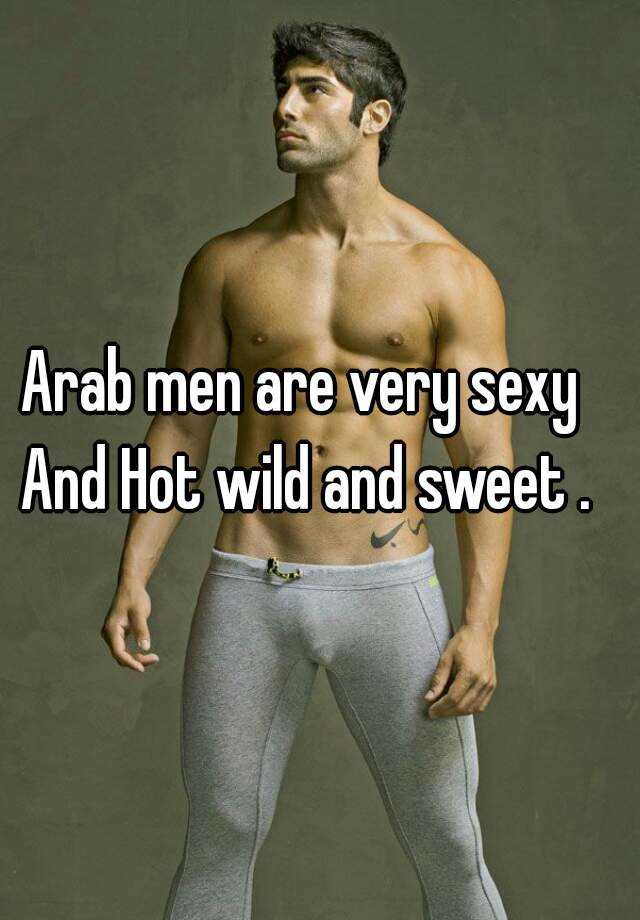arab men sexy Hot