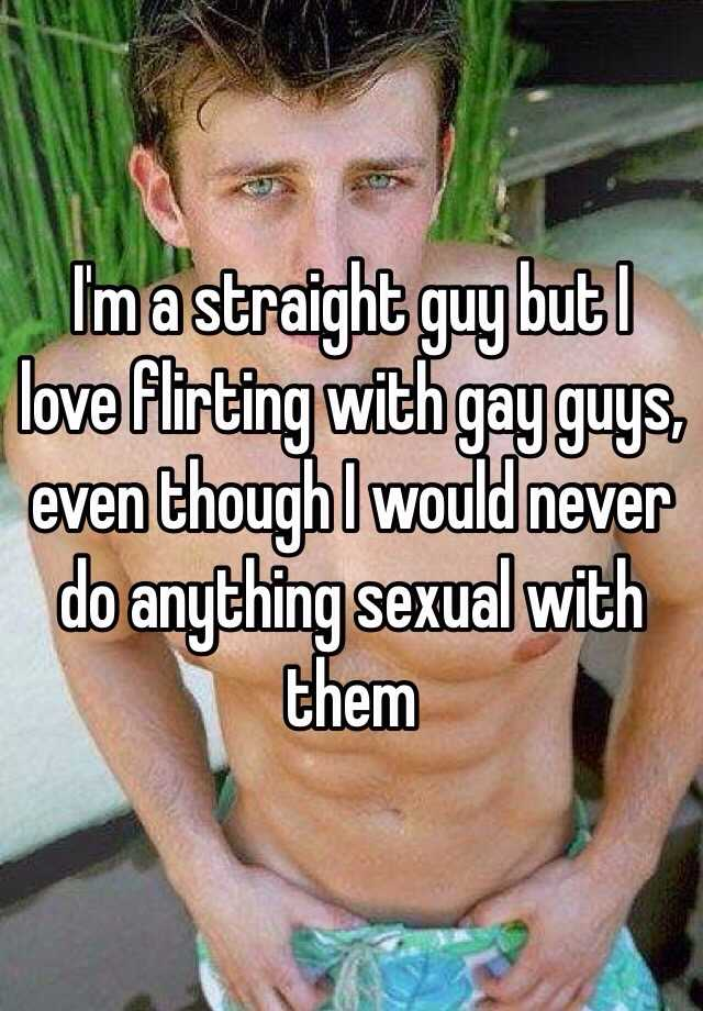 Gay guy like
