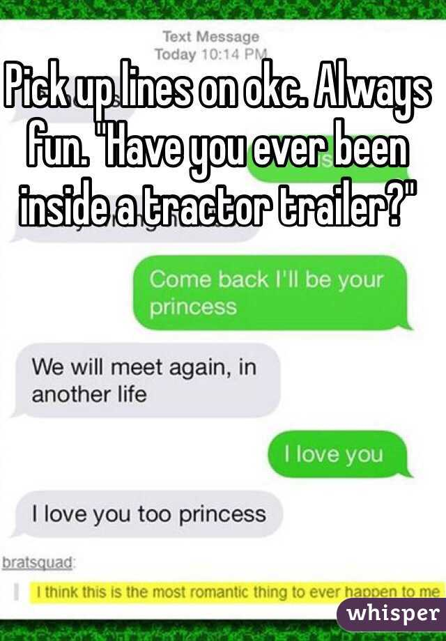 most romantic pick up lines ever