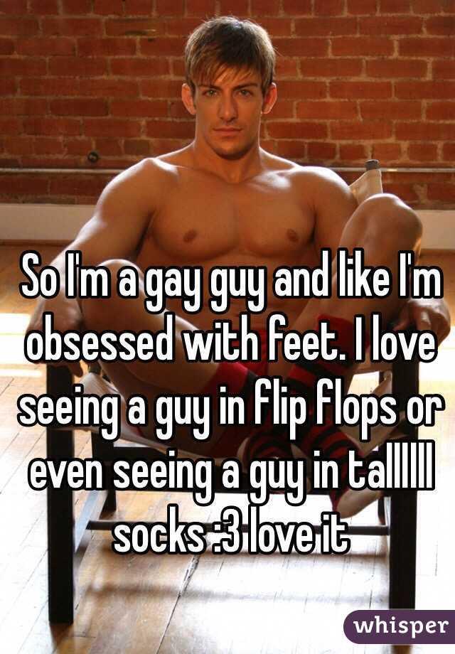 Gay male foot love pics pics 675