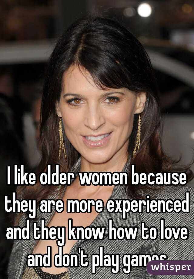 Older Women Love