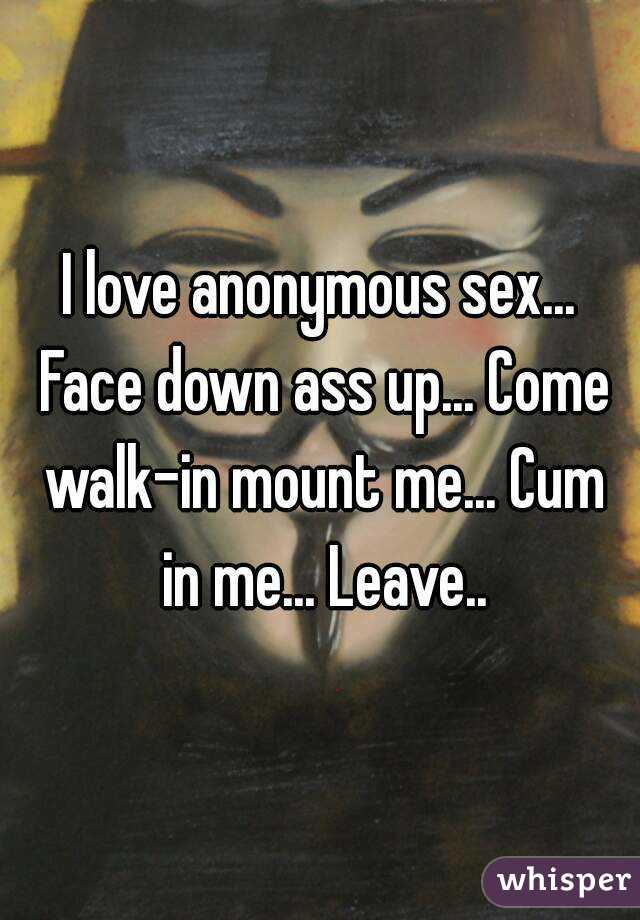 Sex and love anonymous