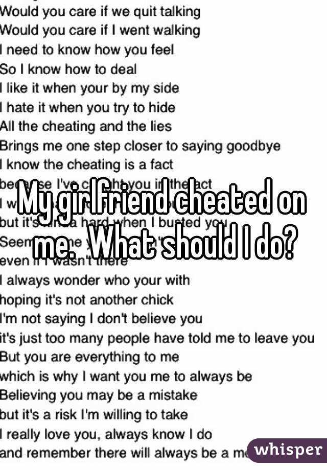 what should i do for my girlfriend