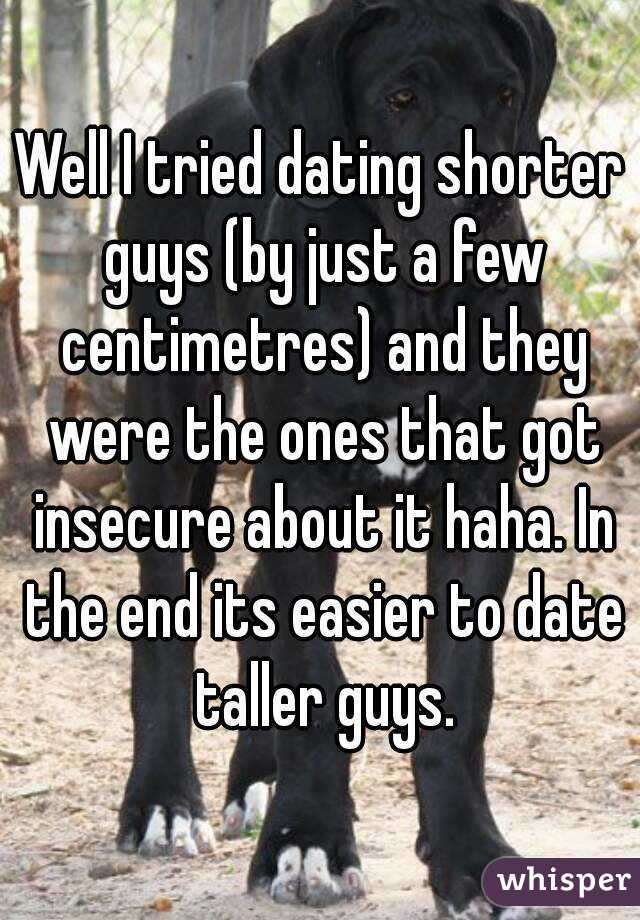 dating is easier for guys