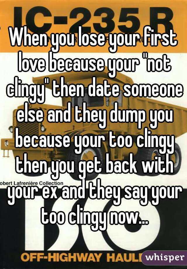 JEANNIE: How to dump someone you arent dating