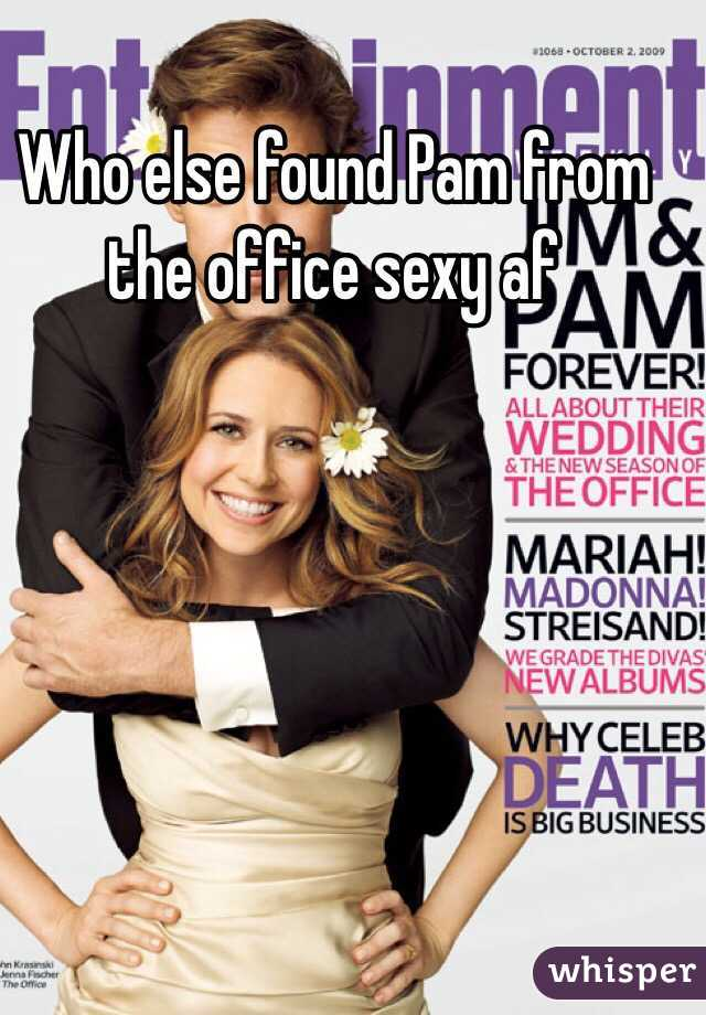 Pam from the office naked nice phrase