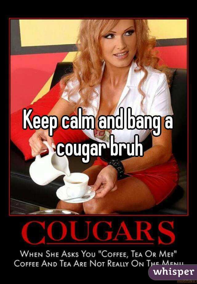 Bang A Cougar