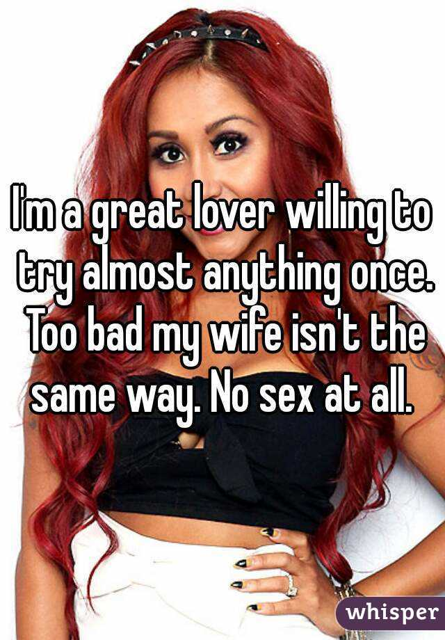 Apologise, but, willing wife sex that
