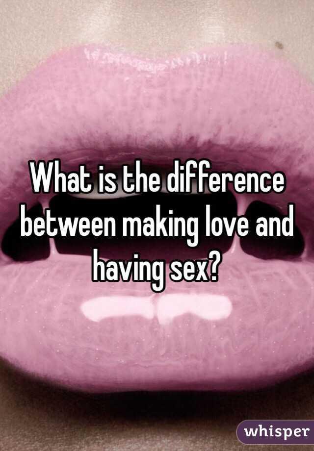 Jasmine and sex
